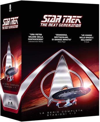 Star Trek: The Next Generation - Stagioni 1-7 (Complete Collection, Neuauflage, 48 DVDs)