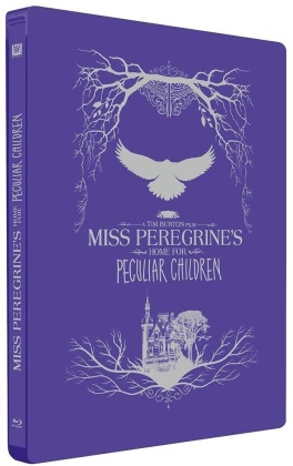 Miss Peregrine's Home for Peculiar Children - Miss Peregrine et les Enfants Particulier (2016) (Limited Edition, Steelbook)