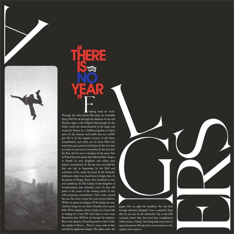 Algiers - There Is No Year (LP)