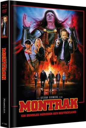 Montrak (2017) (Cover B, Limited Edition, Mediabook, Blu-ray + 2 DVDs + CD)