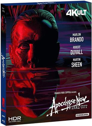 Apocalypse Now (1979) (4Kult, Final Cut, Edizione Limitata, 4K Ultra HD + 3 Blu-ray)
