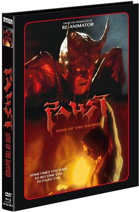 Faust - Love of the Damned (2000) (Cover D, Edizione Limitata, Mediabook, Blu-ray + DVD)