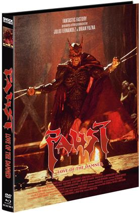 Faust - Love of the Damned (2000) (Cover A, Limited Edition, Mediabook, Blu-ray + DVD)