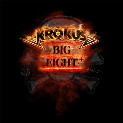 Krokus - The Big Eight (Limited Edition, 12 LPs)