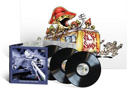 Eminem - Real Slim Shady (2019 Reissue, Expanded, 20th Anniversary Edition, 3 LPs)