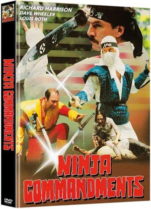 Ninja Commandments (Cover B, Edizione Limitata, Mediabook, Uncut, 2 DVD)