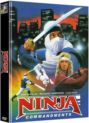 Ninja Commandments (Cover A, Edizione Limitata, Mediabook, Uncut, 2 DVD)