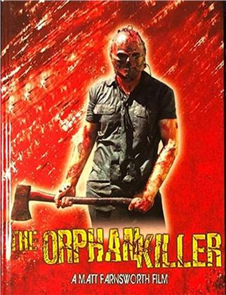 The Orphan Killer (2011) (Cover D, Limited Edition, Mediabook, Blu-ray + DVD)