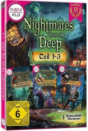 Nightmares from the Deep 1-3 - BUDGET Purple Hills YELLOW VALLEY