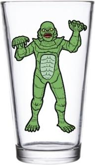 Universal Monsters - Creature From The Black Lagoon (Pint Glass)