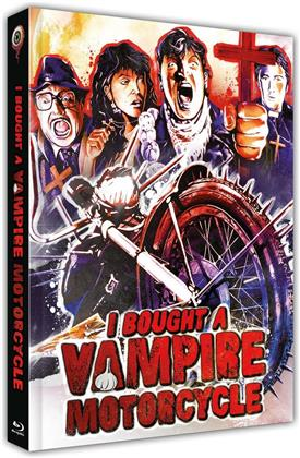 I bought a Vampire Motorcycle (1990) (Cover D, Limited Collector's Edition, Mediabook, Blu-ray + DVD)
