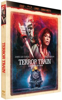 Terror Train - Le monstre du train (1980) ( Collection tus les parfums du monde, Collector's Edition, Blu-ray + DVD)