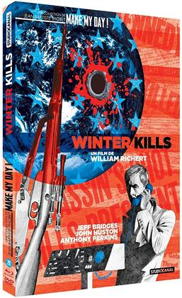 Winter Kills (1979) (Blu-ray + DVD)