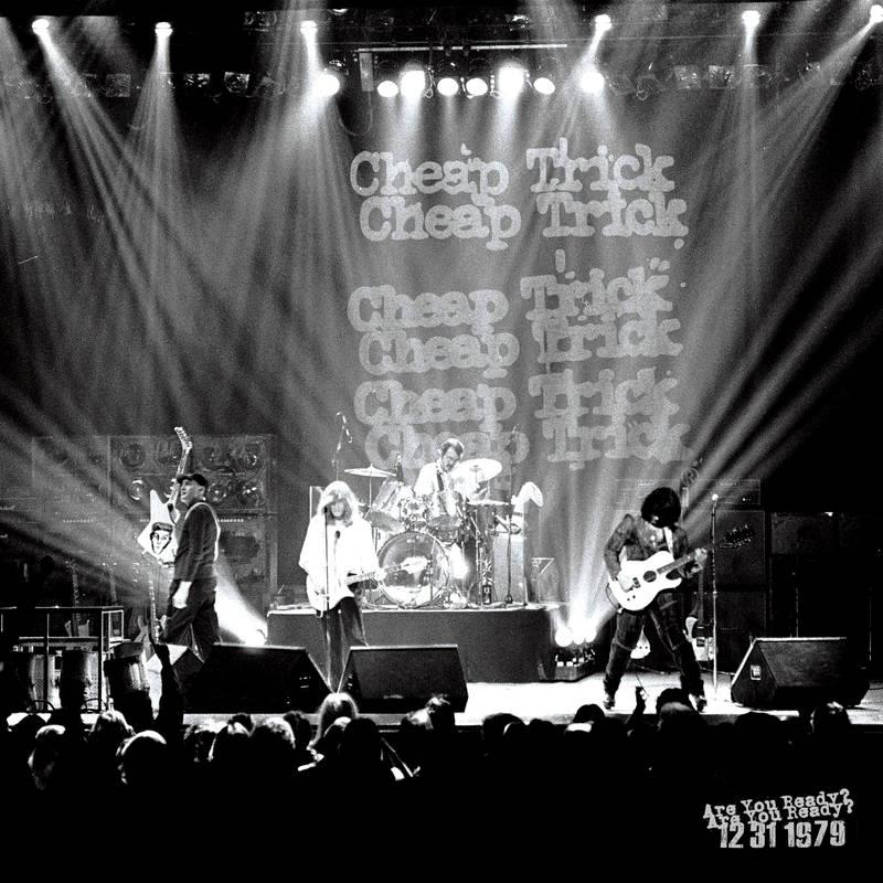 Cheap Trick - Are You Ready? Live 12/31/1979 (Black Friday 2019, 2 LPs)
