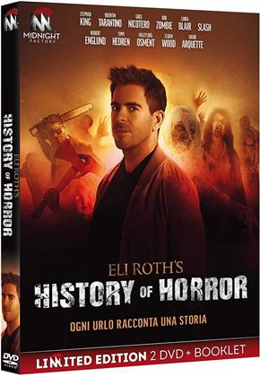 Eli Roth's History of Horror (2018) (Limited Edition, 3 DVDs)