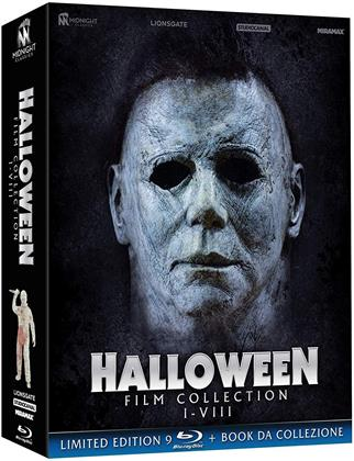 Halloween I-VIII - Film Collection (Cofanetto, Edizione Limitata, 9 Blu-ray)