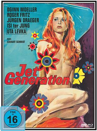 Jet Generation (1968) (Edition Deutsche Vita, Cover A, Limited Edition, Blu-ray + DVD)