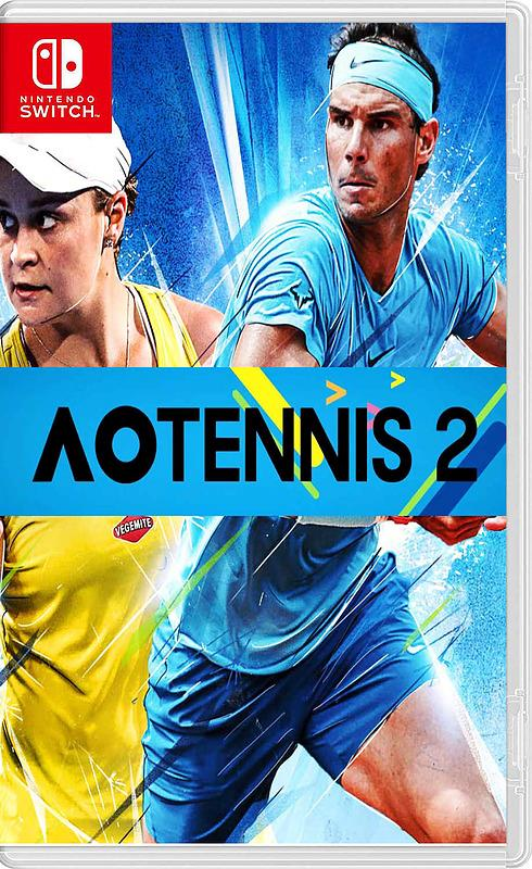AO Tennis 2 Switch NSP XCI