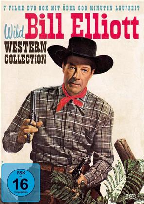 Wild Bill Elliott Western Collection (2 DVDs)