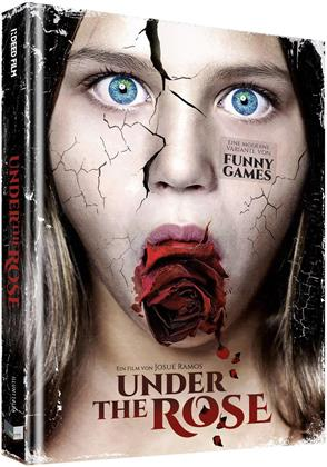 Under the Rose (Cover A, Limited Collector's Edition, Mediabook, Uncut, Blu-ray + DVD)