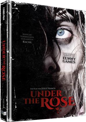 Under the Rose (Cover B, Limited Collector's Edition, Mediabook, Uncut, Blu-ray + DVD)