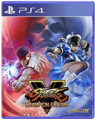 Street Fighter V (Champion Edition)