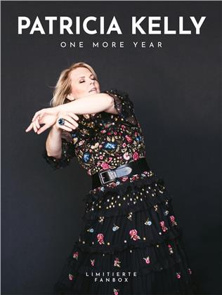 Patricia Kelly - One More Year ( Limited Fan Box, CD + DVD)