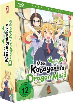 Miss Kobayashi's Dragon Maid - Vol. 1 (+ Sammelschuber, Limited Edition)