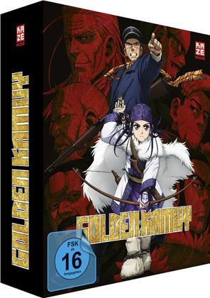 Golden Kamuy - Vol. 1 (+ Sammelschuber, Limited Edition)