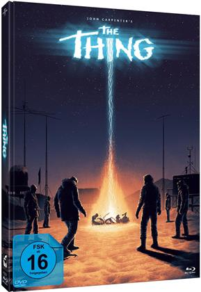 The Thing (1982) (Ferguson Cover, Edizione Limitata, Mediabook, 2 Blu-ray + DVD)
