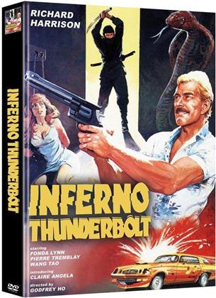 Inferno Thunderbolt (1984) (Cover B, Limited Edition, Mediabook, Uncut, 2 DVDs)