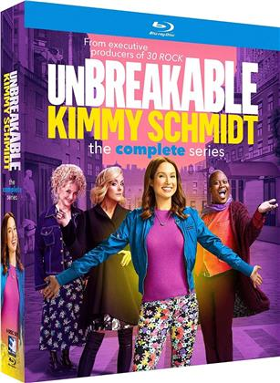 Unbreakable Kimmy Schmidt - The Complete Series (8 Blu-rays)
