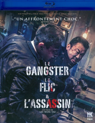 Le Gangster, le Flic & l'Assassin (2019) (Limited Edition)