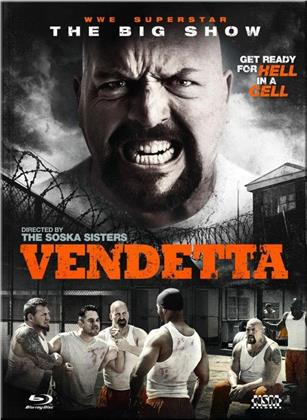 Vendetta (2015) (Cover B, Limited Collector's Edition, Mediabook, Uncut, Blu-ray + DVD)