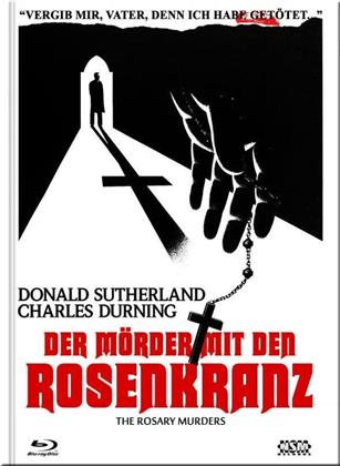Der Mörder mit dem Rosenkranz (1987) (Cover B, Limited Collector's Edition, Mediabook, Blu-ray + DVD)