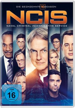 NCIS - Navy CIS - Staffel 16 (6 DVDs)