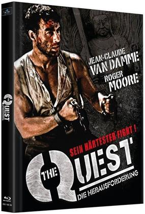 The Quest - Die Herausforderung (1996) (Cover C, Limited Edition, Mediabook, 2 Blu-rays)