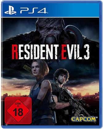 Resident Evil 3 PS-4 (German Edition)