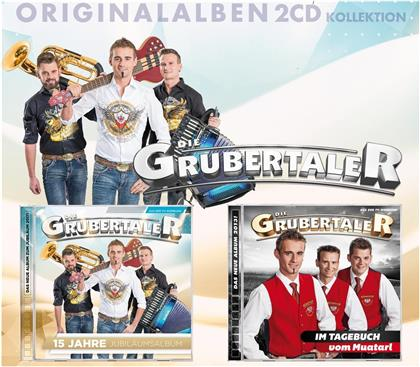Die Grubertaler - Originalalbum - 2CD Kollektion (2 CDs)
