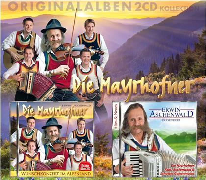 Die Mayrhofner - Originalalbum - 2CD Kollektion (2 CDs)