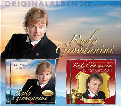 Rudy Giovannini - Originalalbum - 2CD Kollektion (2 CDs)