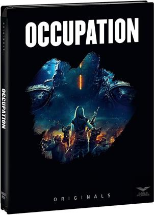 Occupation (2018) (Originals, Blu-ray + DVD)