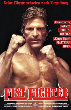 Fist Fighter (1989) (Grosse Hartbox, Cover A, Limited Edition)