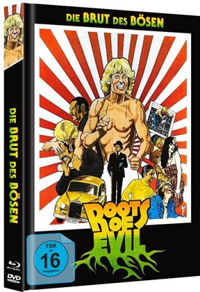 Die Brut des Bösen - Roots of Evil (1979) (Limited Edition, Mediabook, Blu-ray + DVD)