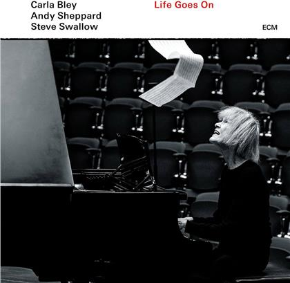Carla Bley, Steve Swallow & Andy Sheppard - Life Goes On (LP)