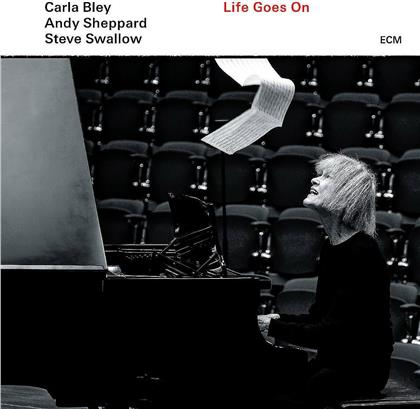 Carla Bley, Steve Swallow & Andy Sheppard - Life Goes On