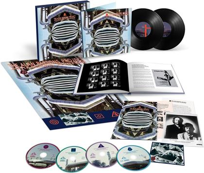 "The Alan Parsons Project - Ammonia Avenue (Boxset, Deluxe Edition, Edizione Limitata, 4 CD + 12"" Maxi + Blu-ray)"