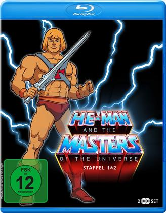 He-Man and the Masters of the Universe - Staffel 1 & 2 (2 Blu-rays)