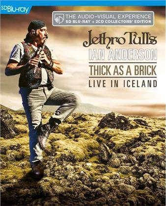 Ian Anderson (Jethro Tull) - Thick As A Brick - Live In Iceland (2 CDs + Blu-ray)