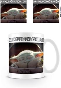 Star Wars: The Mandalorian - When Your Song Comes On - Coffee Mug